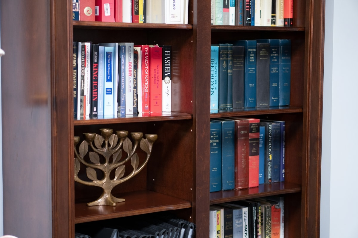 legal reference books