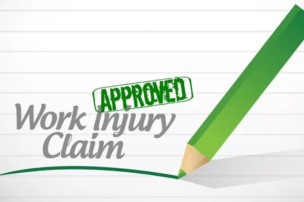 approving a workers comp claim