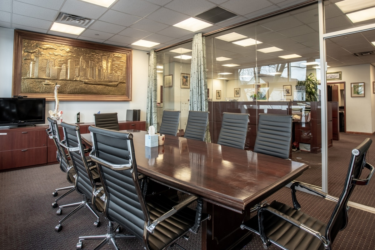 office space at Queens law firm