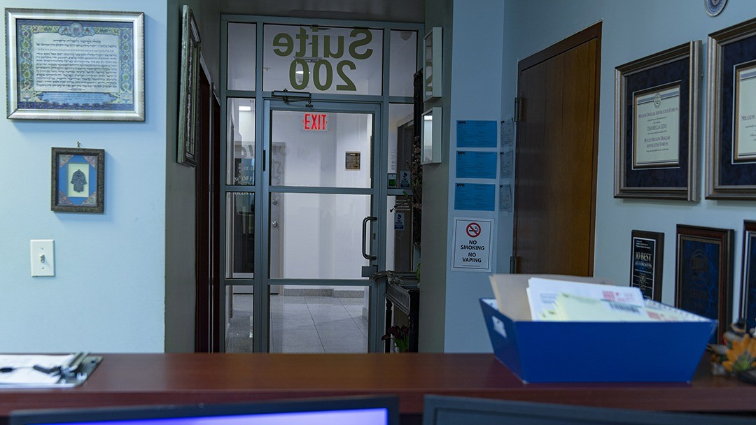 inside the law offices of Daniella Levi & Associates