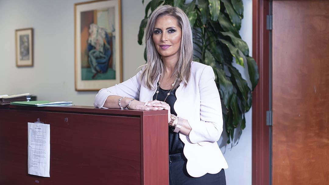 Daniella Levi personal accident attorney