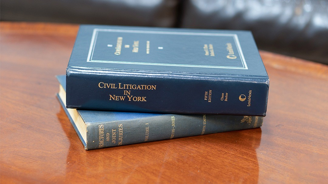 civil litigation law books