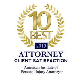 logo attorney client satisfaction