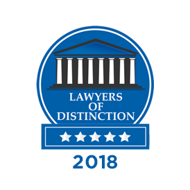 logo lawyers of distinction