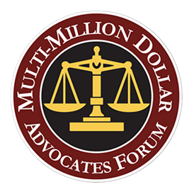 logo multi million dollar advocates